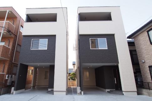3階建て戸建賃貸住宅
