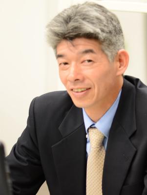 第一営業部 部長 石津 隆洋