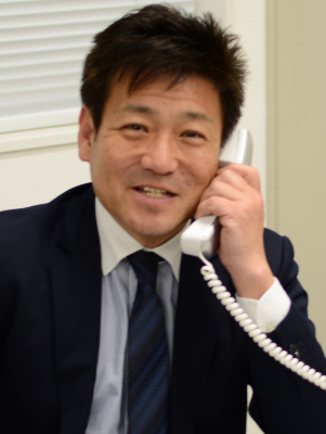 第二営業部 部長 松村 和幸