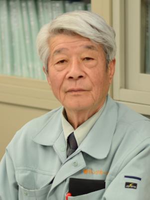 CS部 部長 石津 清隆