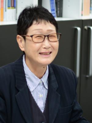 第一営業部 課長 立石 公子